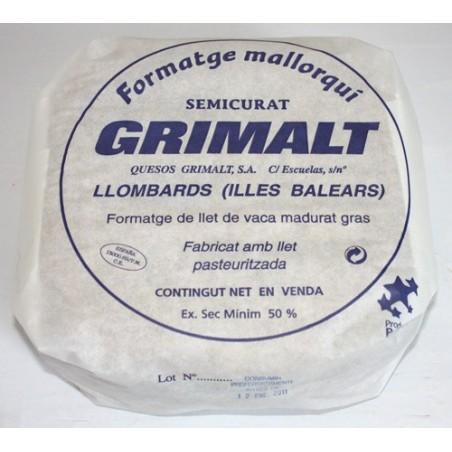 Mallorquinischen Käse semi - Grimalt