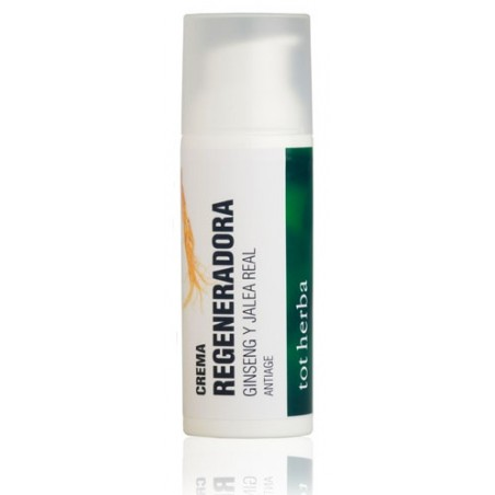 facial cream, regenerating Ginseng and Royal Jelly, hydrating apricot moisturizer, olive leaves