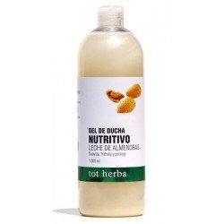Natuurlijke douche gel