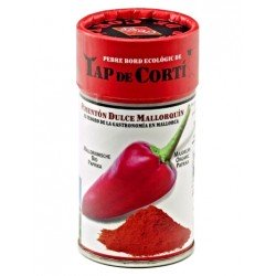 9 x Mallorcan organic paprika