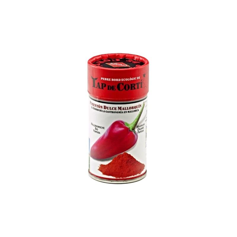 Ökologische Paprika