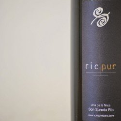 Ric Pur 2008 vino tinto - Son Sureda Ric