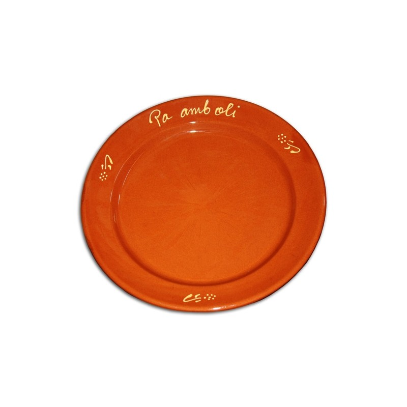 Custom clay dishes