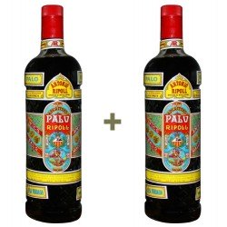 2 x Palo liquor of Mallorca, Mallorcan Palo