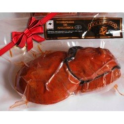"Sobrasada de cerdo negro mallorquín (""Porc Negre"")"
