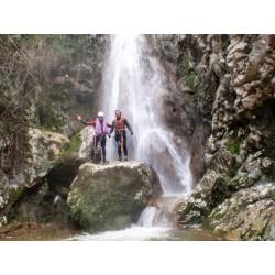 каноэ на Майорке (Canyoning in Mallorca)
