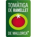 """Geriebene """"ramellet"""" Tomate von Mallorca"""