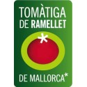 "Grated ""Ramellet"" tomato of Mallorca"