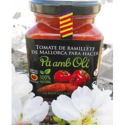 "Grated ""Ramellet"" tomato of Mallorca"