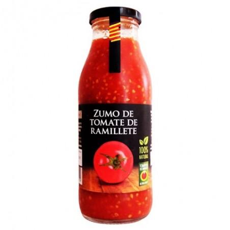 Zumo de Tomate de ramillete