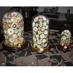 Floreres (artesania amb marisc)