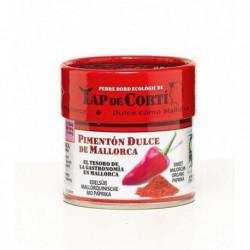 Majorcan organic paprika