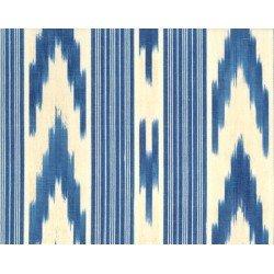 Fabric i tungor, ikat, Mallorca tyger