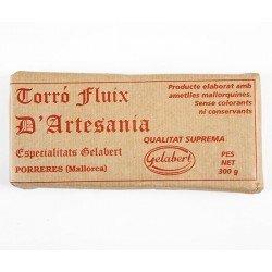 3 x Turrón blando de Almendra de Mallorca