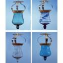 Mallorca Lampe - Mundgeblasenem Glas Handwerker