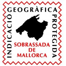 Mallorquinische Sobrasada schwarze Schwein